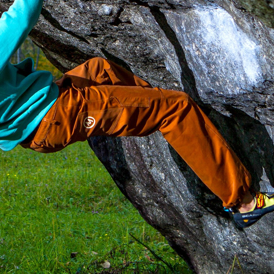climbing pants for men BILLY 2 Monvic