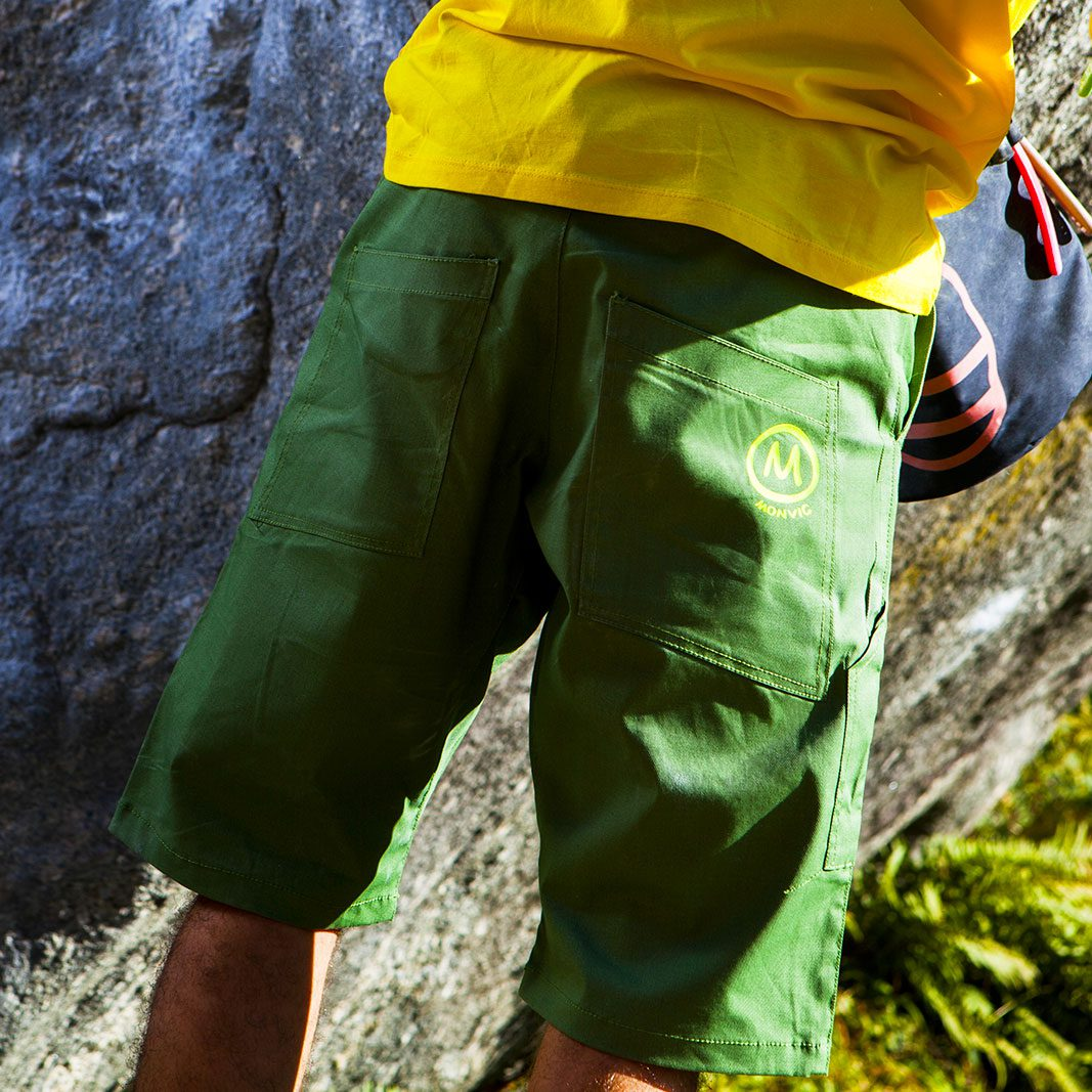 climbing shorts men ALO Monvic