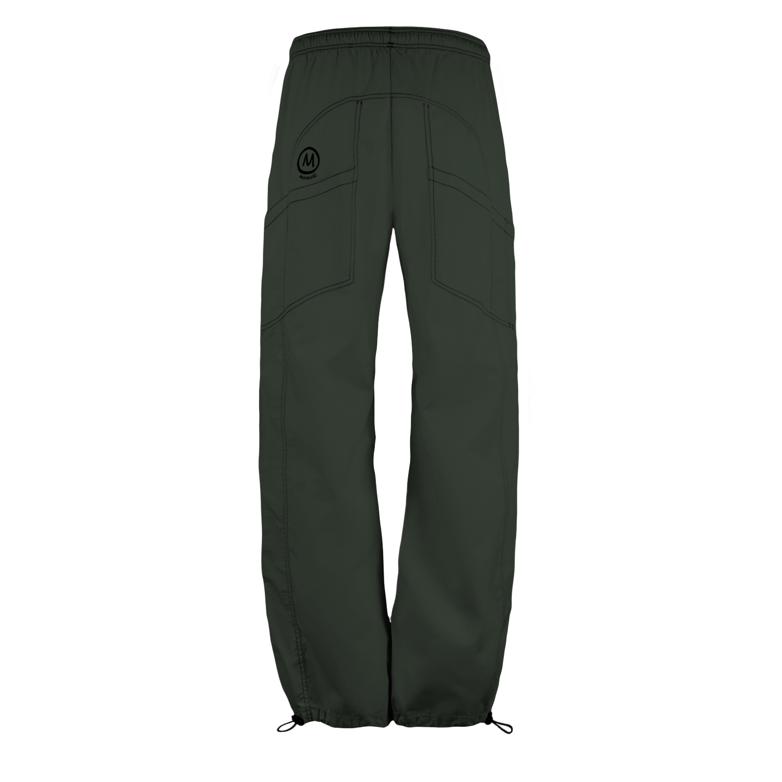 Pantalons d'escalade Homme army SPEED Monvic
